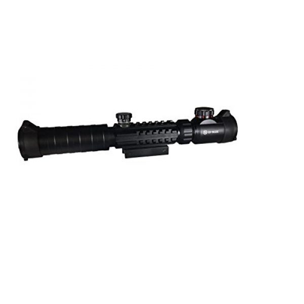 SG Sportsman's Gear Rifle Scope 1 SG Tactical 3-9x32 Rifle Scope