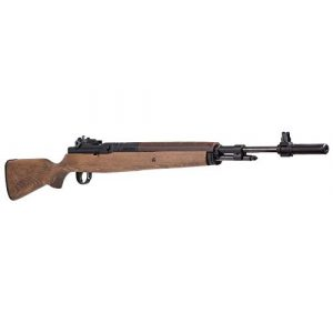 SPRINGFIELD ARMORY Air Rifle 2 SPRINGFIELD ARMORY M1A Underlever Pellet Rifle, Wood Stock air Rifle