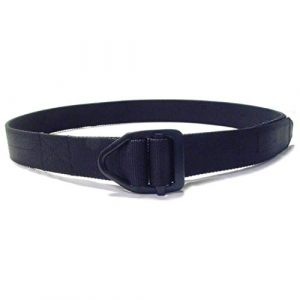 Bison  1 Bison Designs Last Chance Hvy Duty Belt - Black Buckle