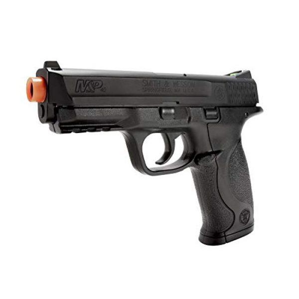 Elite Force Airsoft Pistol 2 Elite Force Smith & Wesson M&P 40 6mm BB Pistol Airsoft Gun, Standard Action, Black