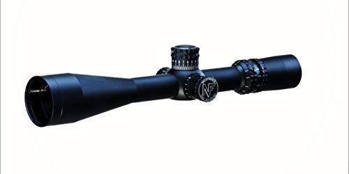 NightForce Rifle Scope 4 Nightforce Optics 3.5-15x50 NXS Riflescope, Matte Black Finish with Illuminated MOAR Reticle, Zero Stop Turrets, .250 MOA, 30mm Tube