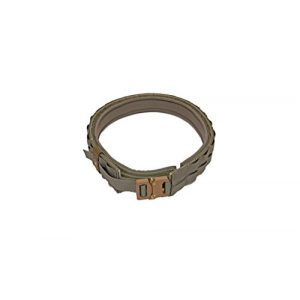 Grey Ghost Gear Tactical Belt 1 Grey Ghost Gear 7011-6 UGF Battle Belt with Padded Inner, Small, Small, Ranger Green