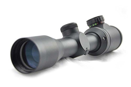 Visionking Rifle Scope 1 Visionking Rifle Scope 1.5-5x32 Wide Angle for Hunting Tactical Rifle Scope