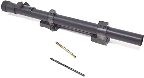 TPO Rifle Scope 2 Mauser 1903 Rifle Scope Steel Tube and Steel Mount