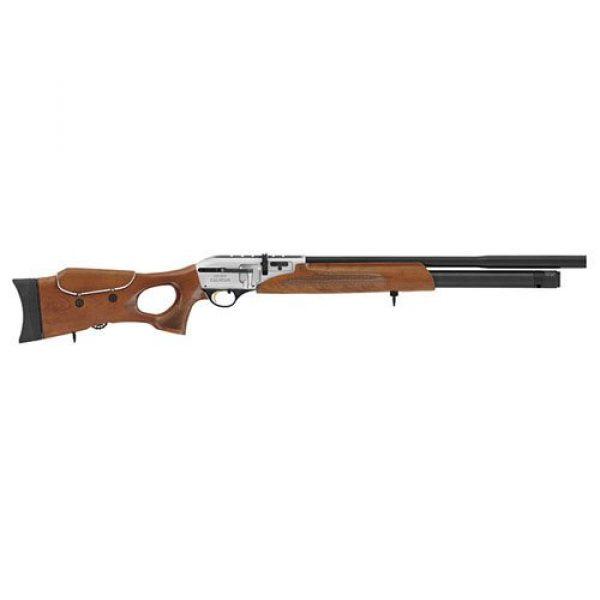 Hatsan Air Rifle 1 Hatsan Galatian QE Walnut PCP Airgun.22 Caliber