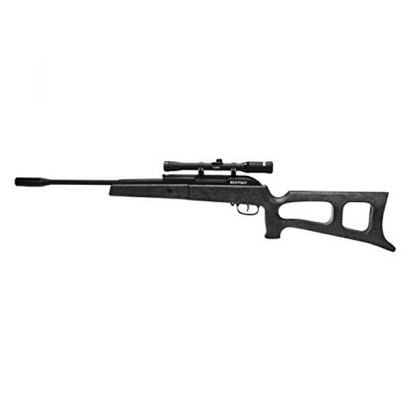 Beeman Air Rifle 1 Rebel Air Rifle W/ 4X20 Scope, Black
