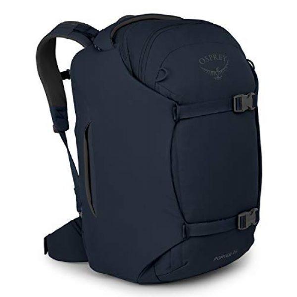 Osprey Tactical Backpack 1 Osprey Porter 46 Travel Backpack