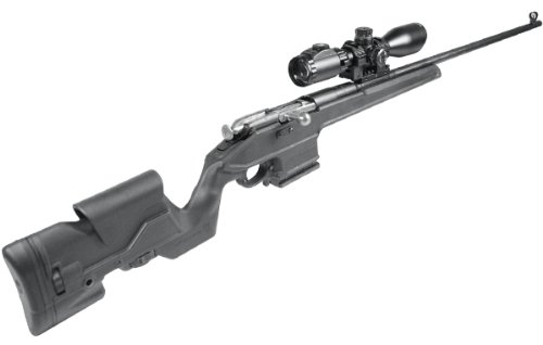 """UTG Rifle Scope 3 UTG 2-7X44 11"""" - 9.5"""" Long Eye Relief 30mm Scout Scope Glass Reticle"""