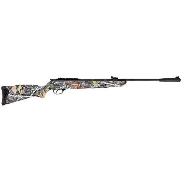Hatsan Air Rifle 1 Hatsan Model 125 Camo Combo .25, Mossy Oak Breakup Camouflage