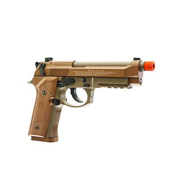 Umarex Airsoft Pistol 4 Umarex Elite Force 2274310 Beretta M9A3 Blowback - FDE 6 mm BB, One Size