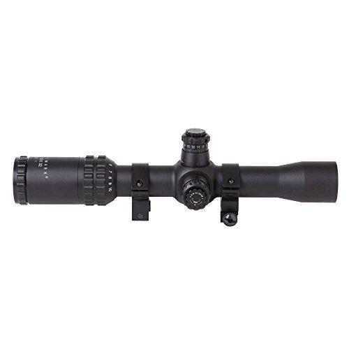 Sightmark Rifle Scope 2 Sightmark Triple Duty 6-25x56 35mm MDD Riflescope