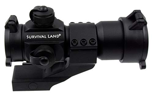 Survival Land Rifle Scope 3 Survival Land Z-1 Red & Green Dot Sight/Tactical Reflex Micro-dot Scope