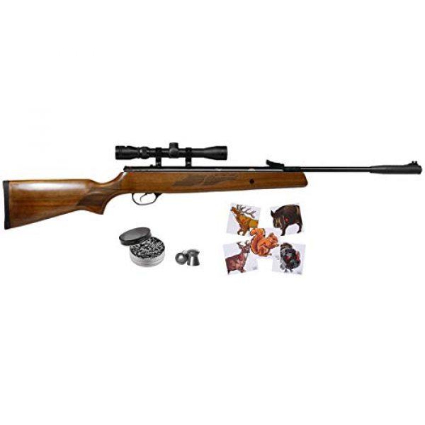 Wearable4U Air Rifle 1 Hatsan Mod 95 Vortex Combo Air Rifle with Wearable4U 100x Paper Targets and Lead Pellets Bundle
