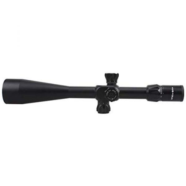 Vector Optics Rifle Scope 6 Vector Optics Sagittarius 10-40X 56 First Focal Plane Rifle Scope with Illumination