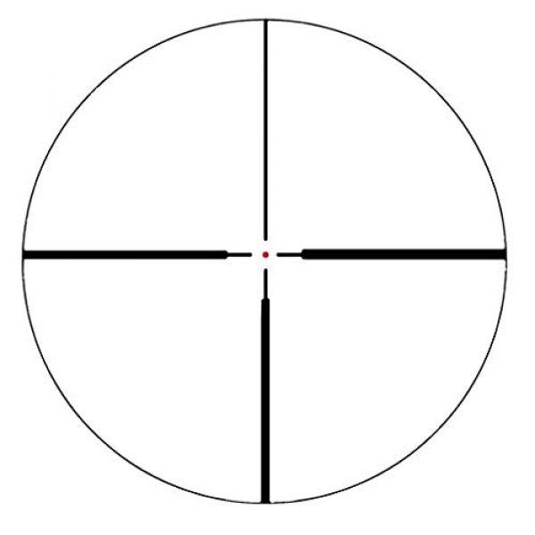 Vector Optics Rifle Scope 3 Vector Optics Continental 2-12x50 1/4 MOA 30mm Tube Second Focal Plane (SFP) Riflescope