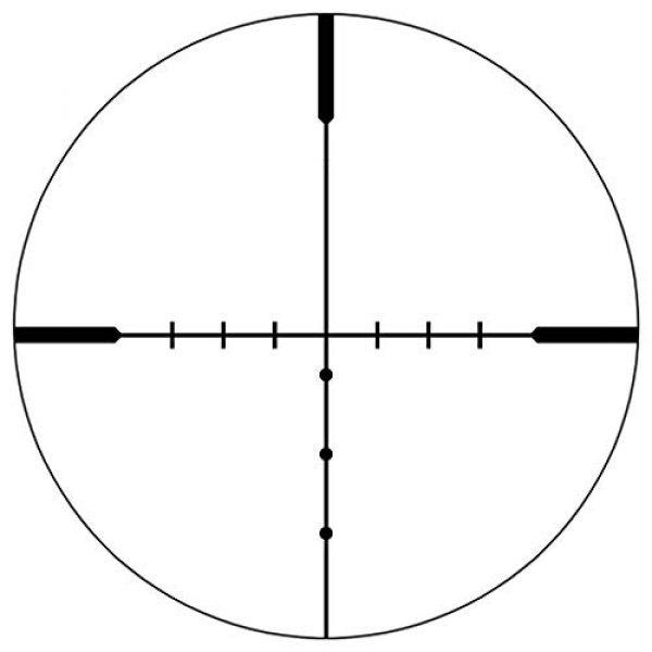 Vector Optics Rifle Scope 3 Vector Optics Matiz 6-18x44mm, 25.4mm Tube, 1/4 MOA Per Click, Second Focal Plane (SFP) Tactical Riflescope