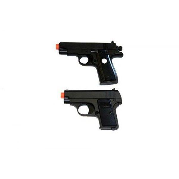 BBTac Airsoft Pistol 1 galaxy g1 & g2 airsoft metal spring pistol combo pack(Airsoft Gun)