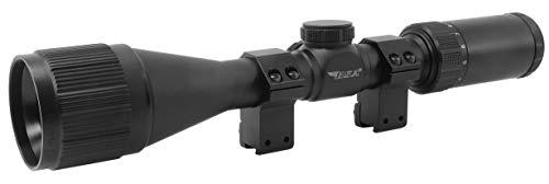BSA Optics Rifle Scope 3 BSA Optics Outlook 3-9X40 Adjustable Objective Air Rifle Scope