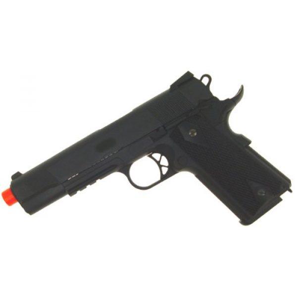 WE Airsoft Pistol 5 WE hi-capa tactical 191 gas blowback full metal(Airsoft Gun)