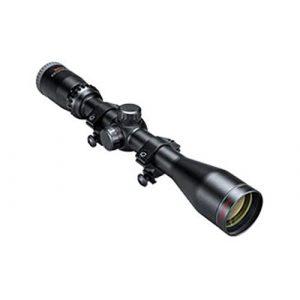 TASCO Rifle Scope 1 TASCO 4-12x40 Black FC, Rings, Truplex, Box 5L