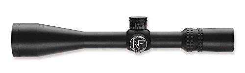 NightForce Rifle Scope 2 NightForce Tactical 5.5-22x50 NXS Riflescope, Black, 30mm, ZeroStop - .250 MOA - MOAR-T