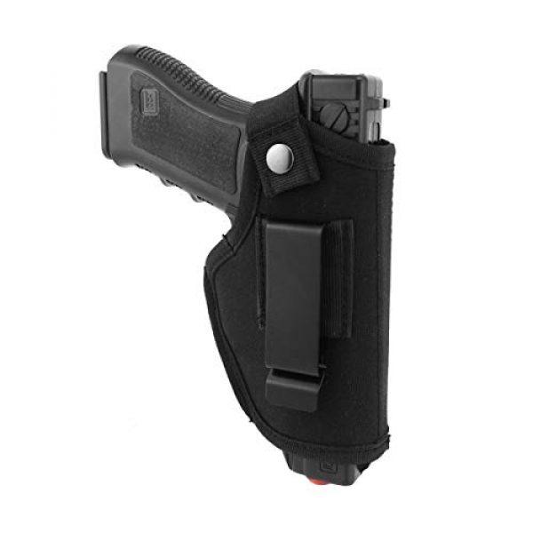 zuoshini Airsoft Gun Holster 1 zuoshini Military Professional Holster Pistol Holster Concealed Carrying Holster Waistband Handgun Elastic Holder for Pistols Holsters for Concealed Carry & Appendix Carry