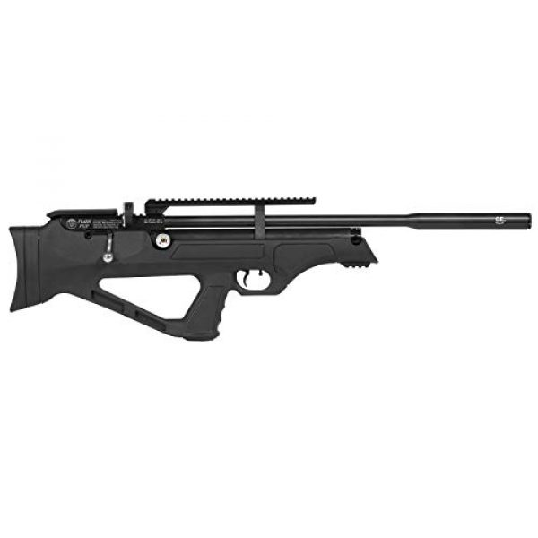 Hatsan Air Rifle 2 Hatsan FlashPup New QE Air Rifle with Pack of Pellets and 100x Paper Targets Bundle