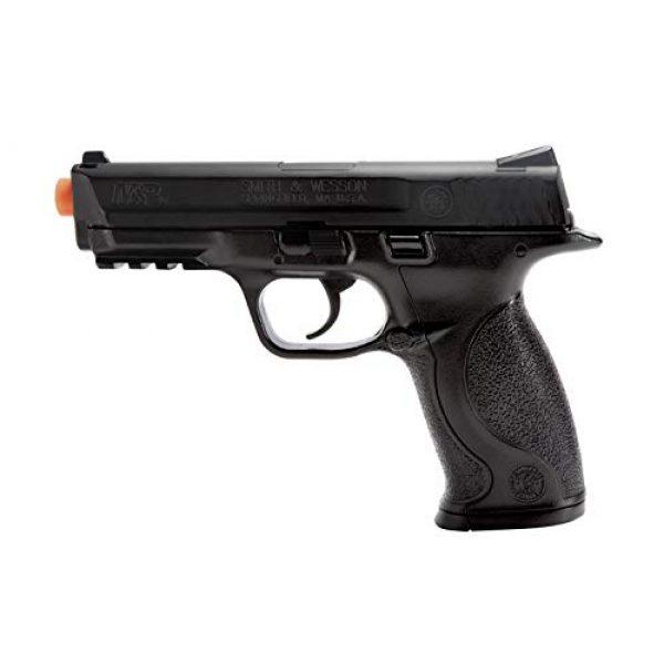 Elite Force Airsoft Pistol 1 Elite Force Smith & Wesson M&P 40 6mm BB Pistol Airsoft Gun, Standard Action, Black