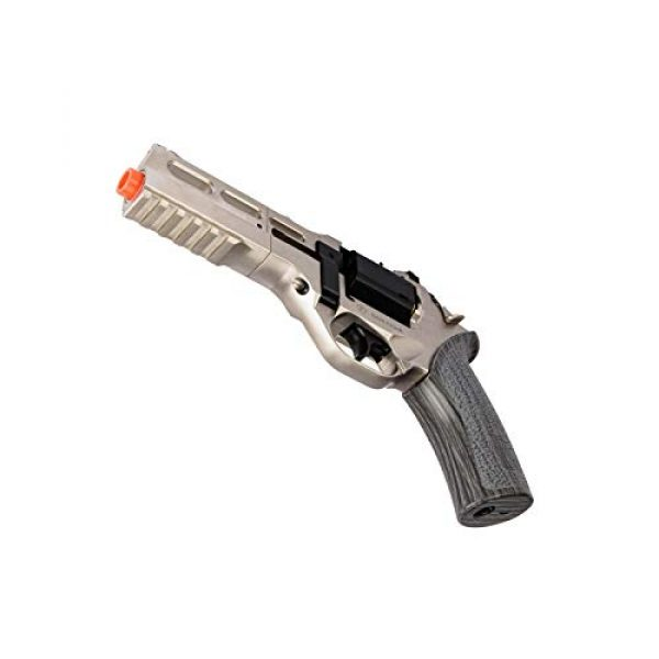 Lancer Tactical Airsoft Pistol 4 Lancer Tactical Limited Edition Airsoft Pistol Chiappa Rhino 50DS CO2 Revolver Silver 328 FPS