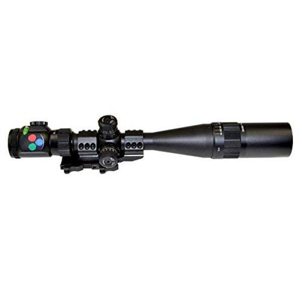 Presma Rifle Scope 7 Presma Eagle Series 4-16x40mm AO Precision Riflescope