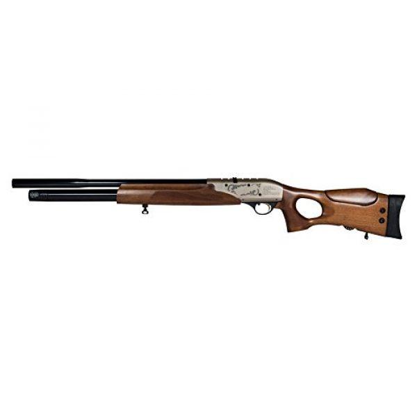 Wearable4U Air Rifle 5 Hatsan Galatian Walnut QE Air Rifle with Included Wearable4U 100x Paper Targets and Lead Pellets Bundle