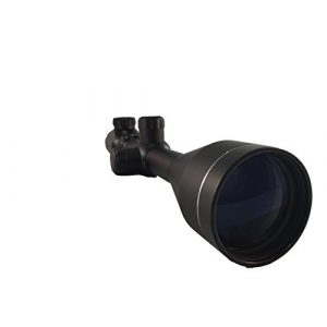 SG Sportsman's Gear Rifle Scope 1 SG Tactical 3-9X50E Rifle Scope with Red & Green Illuminated Crosshair 50mm objective tube