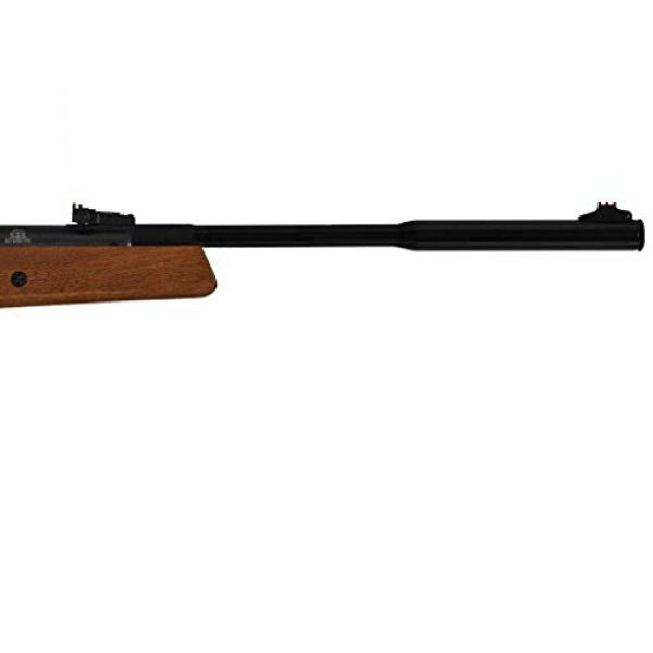 Wearable4U Air Rifle 6 Hatsan Mod 95 Vortex Combo QuietEnergy QE Air Rifle, Walnut with Included Wearable4U 100x Paper Targets and Lead Pellets Bundle