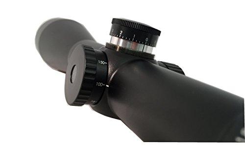Rudolph Optics Rifle Scope 5 Rudolph Optics Varmint Hunter - VH 6-24x50 Riflescope with T5 Reticle