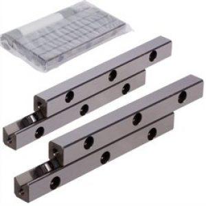 Maedler Precision Rail 1 Precision Rail Guiding RE-ACS Size 3 18x8x75mm Travel 30mm