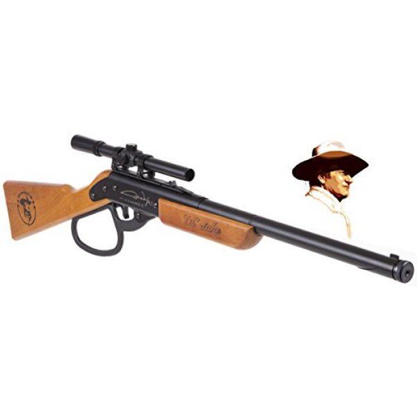 Air Venturi Air Rifle 2 Air Venturi Western Justice John Wayne Lil Duke BB Gun Rifle (Metal Lever - scoped)