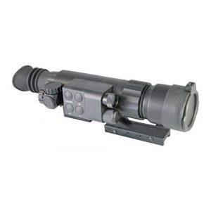 NightStar Rifle Scope 1 NightStar 2x50mm Gen-1 Tactical Night Vision Riflescope, Black, NS43250