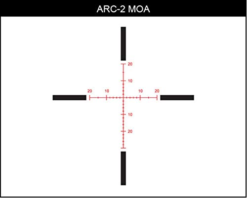 Primary Arms Rifle Scope 2 Primary Arms SLX 4-14x44mm FFP Rifle Scope - Illuminated ARC-2-MOA