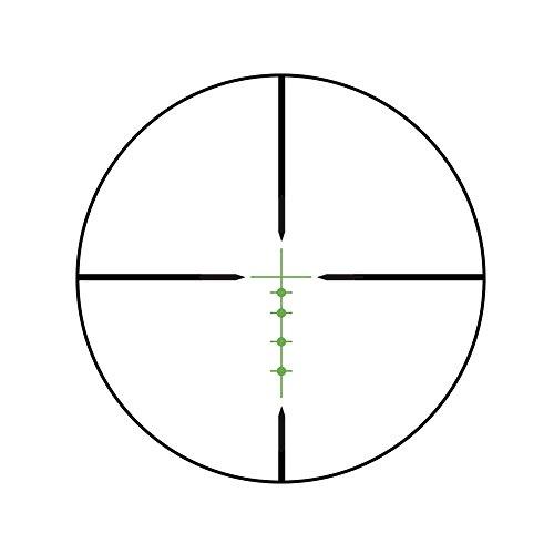 Bushnell Rifle Scope 3 Bushnell 614164C Cf 500 Banner Illumed Riflescopes Series Clam, 4-16 X 40, Matte Black