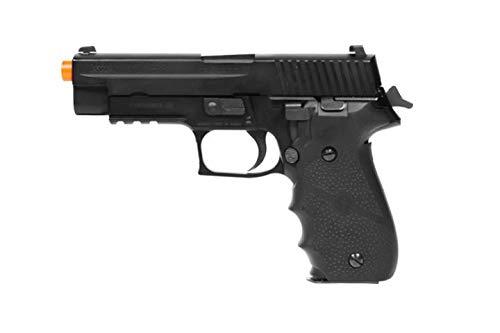 KWA Airsoft Pistol 2 KWA Full Metal M226-LE Tactical PTP Gas Blowback Airsoft Pistol