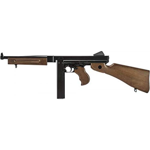 Wearable4U Air Rifle 2 Wearable4U Legends M1A1 BBS Air Rifle Air Gun and 5x12 CO2 Tanks and Pack of 1500ct Steel BBS Bundle
