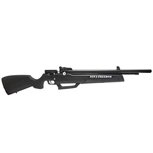 American Tactical Air Rifle 2 American Tactical ATI NOVA Freedom Multi-Pump PCP 900 FPS .22 ADJ Front and Rear Sight
