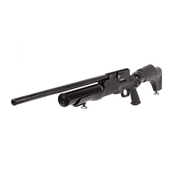 Wearable4U Air Rifle 4 Hatsan Hercules Air Rifle with Included Wearable4U 100x Paper Targets and Lead Pellets Bundle