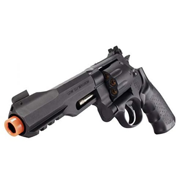 Smith & Wesson Airsoft Pistol 4 Smith & Wesson Airsoft Revolver M&P R8 6Mm Black, 2275903, 2275903, 2275903, 2275903, One Size