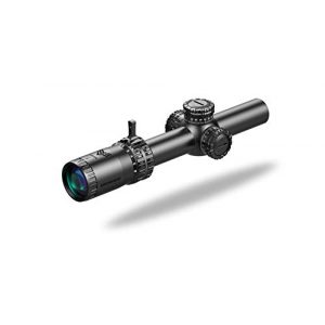 Swampfox Rifle Scope 1 Swampfox Arrowhead Tube Riflescope, Wider Field of View consistent Reticle Size Night Vision Compatible