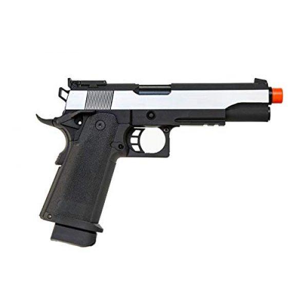 BULLDOG AIRSOFT Airsoft Pistol 1 HI-CAPA 5.1 Gas Airsoft GBB Pistol Dual Color - Matte Finish[Airsoft Blowback]