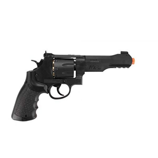Smith & Wesson Airsoft Pistol 2 Smith & Wesson Airsoft Revolver M&P R8 6Mm Black, 2275903, 2275903, 2275903, 2275903, One Size