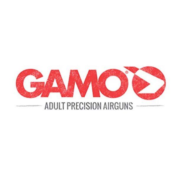 Gamo Air Rifle 5 Gamo Swarm Maxxim G2 .22 Cal Multi-Shot Pellet Rifle