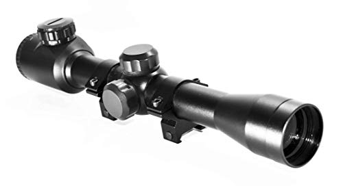 TRINITY Rifle Scope 5 TRINITY SUPPLY Mossberg 500/590/835 Picatinny Weaver Scope Base Rail Mount with Reflex Sight Base Mount Rail Adapter Aluminum Black Hunting Optics Tactical Home Defense Accessory.