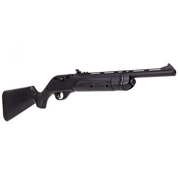 Remington Air Rifle 2 Remington R1100 Single-Shot 1100 Variable Pump .177-Caliber And BB Air Rifle, Black